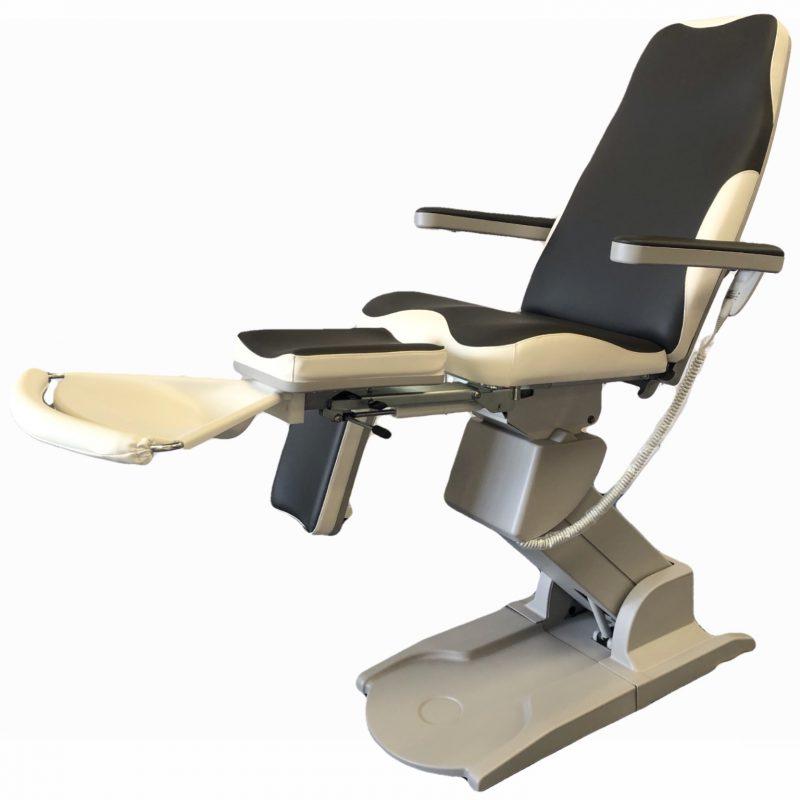 martini behandel stoel lower arm support