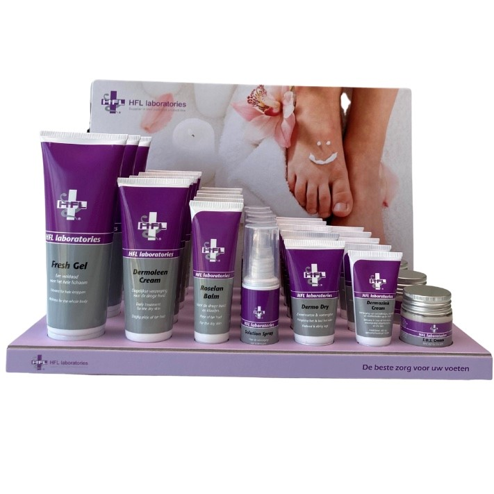 HFL_laboratories_display_voetzorg_pedicuregroothandel_pedimed