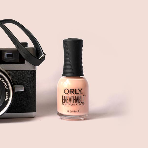 Orly, Breathable, Pedimed