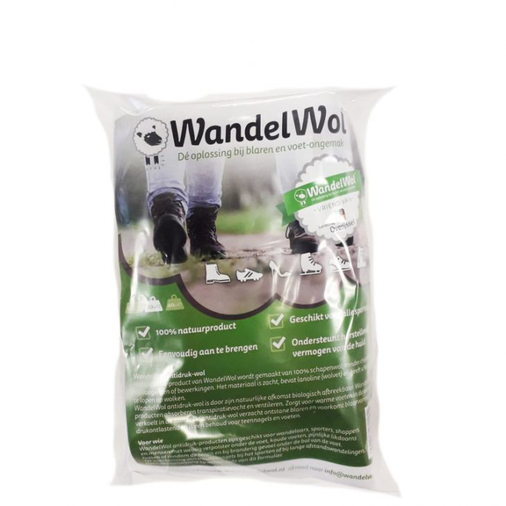 wandelwol 20 gram Pedimed pedicure groothandel