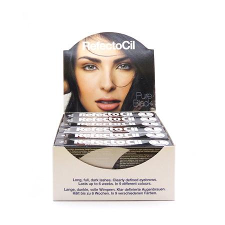 Refectocil wimperverf zwart nr 1 (10 + 2 gratis)