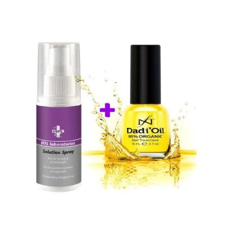 HFL Solution Spray + Dadi 'Oil (SETPRIJS)