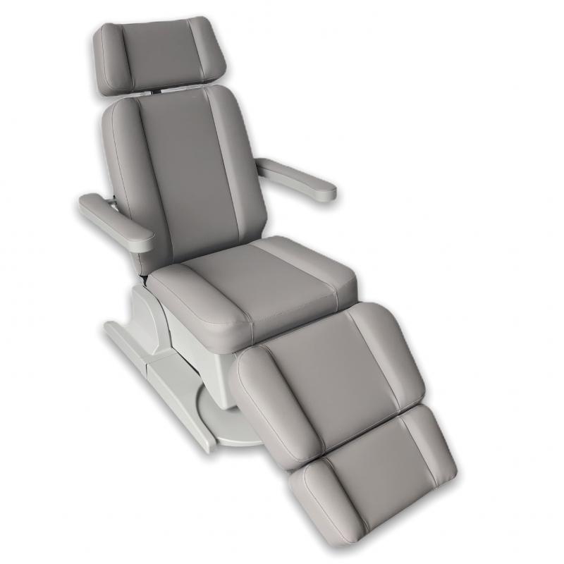 Beauty behandelstoel grijs groothandel Pedimed 3