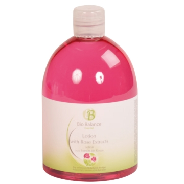 Lotion_rose_extracts_500ml_bio_balance_groothandel_pedimed