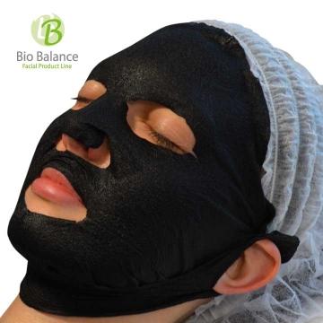 Black Puri-Detox Vliesmasker _schoonheidsalon_BioBalance_groothandel_Pedimed