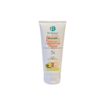 Bio Balance Voetcrème Avocado 75 ml_pedicure_groothandel_Pedimed