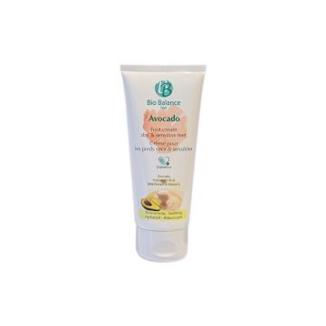 Bio Balance Voetcrème Avocado 75 ml_pedicure_groothandel_Pedimed