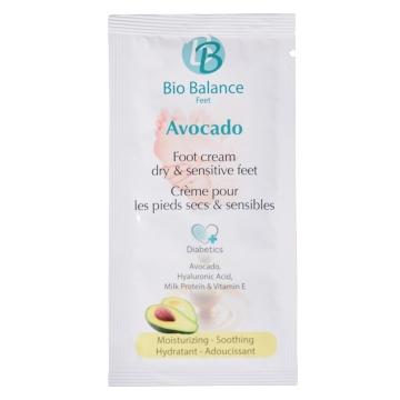 Bio Balance Voetcrème Avocado 5 ml_pedicure-groothandel_Pedimed