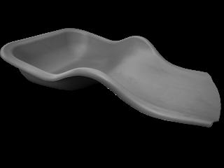 flexibele-opvangschaal-donker-grijs-pedicure-groothandel-pedimed