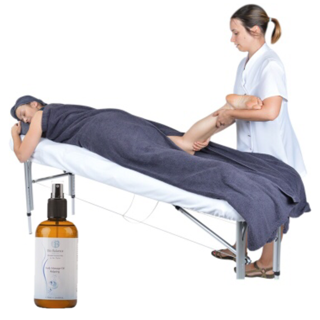 Massagelaken plus olie-beauty-groothandel-pedimed