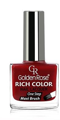 Nagellak rood nr 122 golden rose pedimed pedicure groothandel