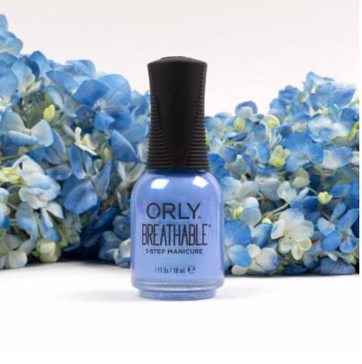 Orly Breathable You had me at Hydangea pedimed pedicure groothandel