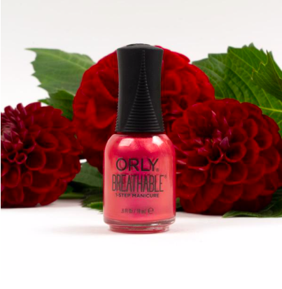 Orly Breathable All Dahlia'd Up pedimed pedicure groothandel