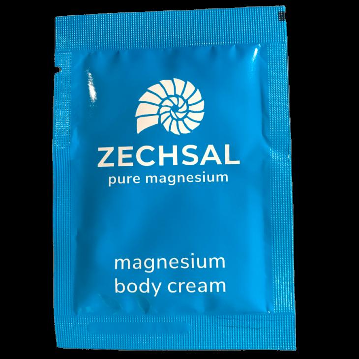 Zechsal BodyCream Probeerverpakking (per 20 sachets) pedimed pedicure groothandel